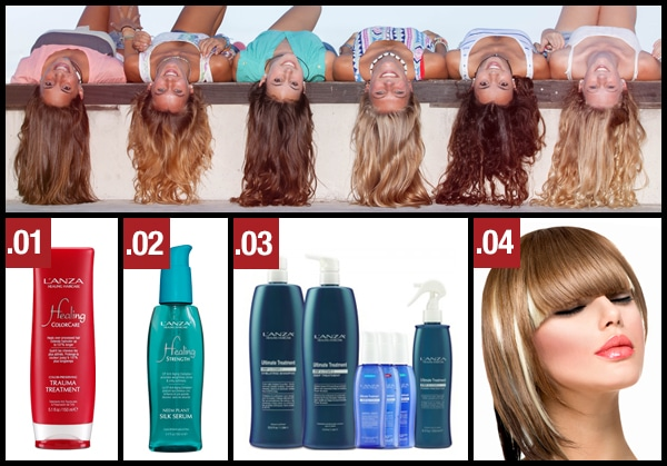 Healthy Year Healthy Hair