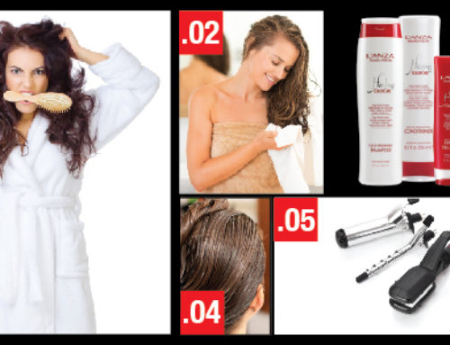 Solutions for Frizzy Hair