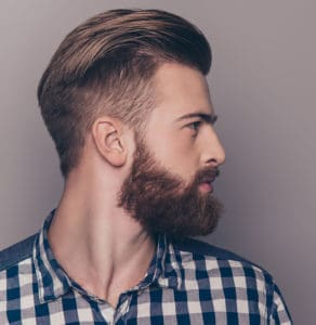 Men's Haircuts and Beard Grooming